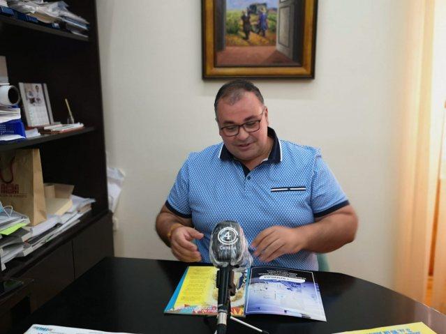 Bernardo Ortega, concejal de cultura, valoración Feria cultural 2020