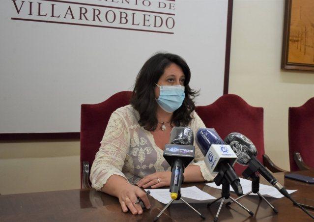 Concejal de Bienestar Social, Cristina García