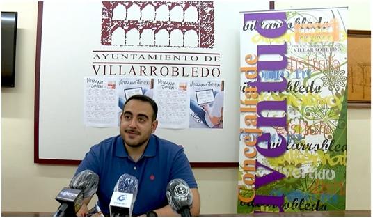 Juan José Calero, Concejal de Juventud