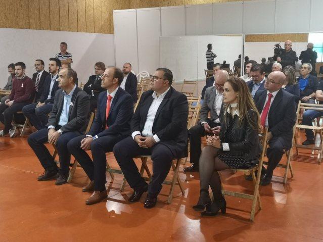 Inauguración Feria del Automóvil 1
