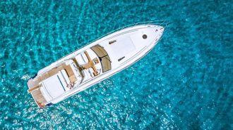 Private Motor Yacht, Cruise in Zakynthos, Greece
