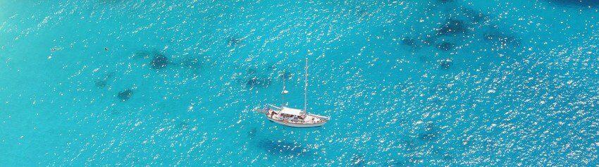 Villas Zakynthos Ionian islands Greece service Sailing boat
