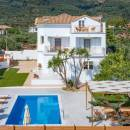 Villa Status private pool Zakynthos Greece