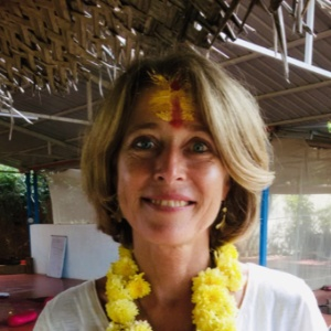 Ariane Yogalehrerin