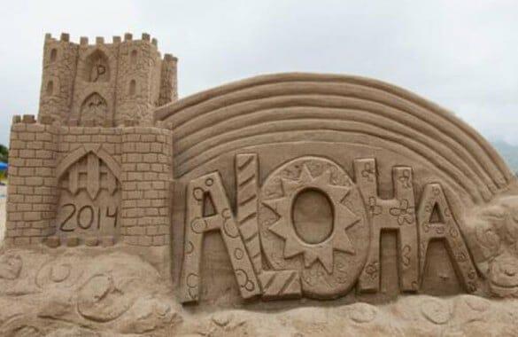 Kauai Sand Festival