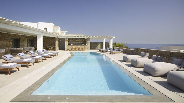 blue pearl villa in mykonos