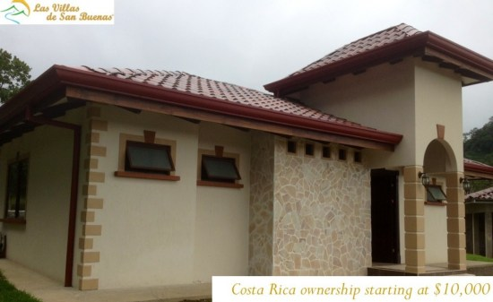 Costa Rica Fractional Home Ownership