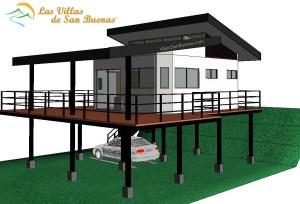 Costa Rica home building
