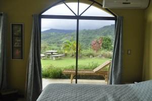 view from lapas suite