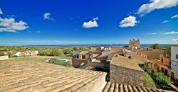 Casa de pueblo con vistas al mar en venta en s'Alquería Blanca