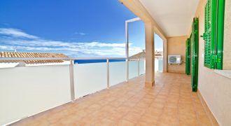 Apartment to rent in Colonia de Sant Jordi with sea views