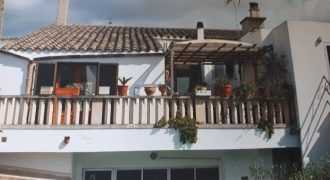 Amplio piso con terraza en alquile en C'as Concos