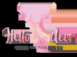 Hello Deer Graphic & Web Design