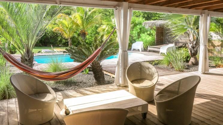 Villa Tiki Reva Saint-François Guadeloupe