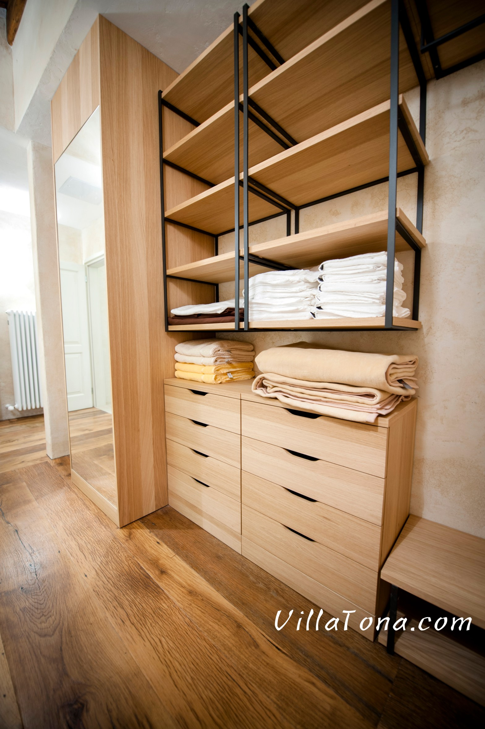 The Master Bedroom Cabinet