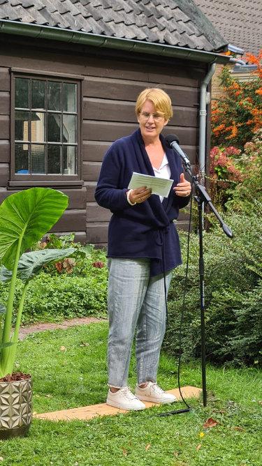 Bestuurslid Corine Jansen