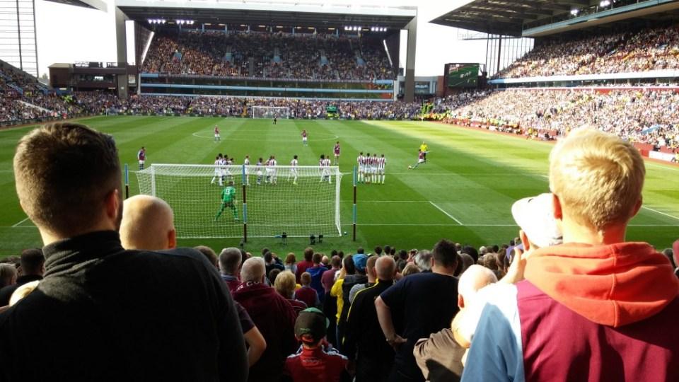 Get cheap tickets to watch Aston Villa at home