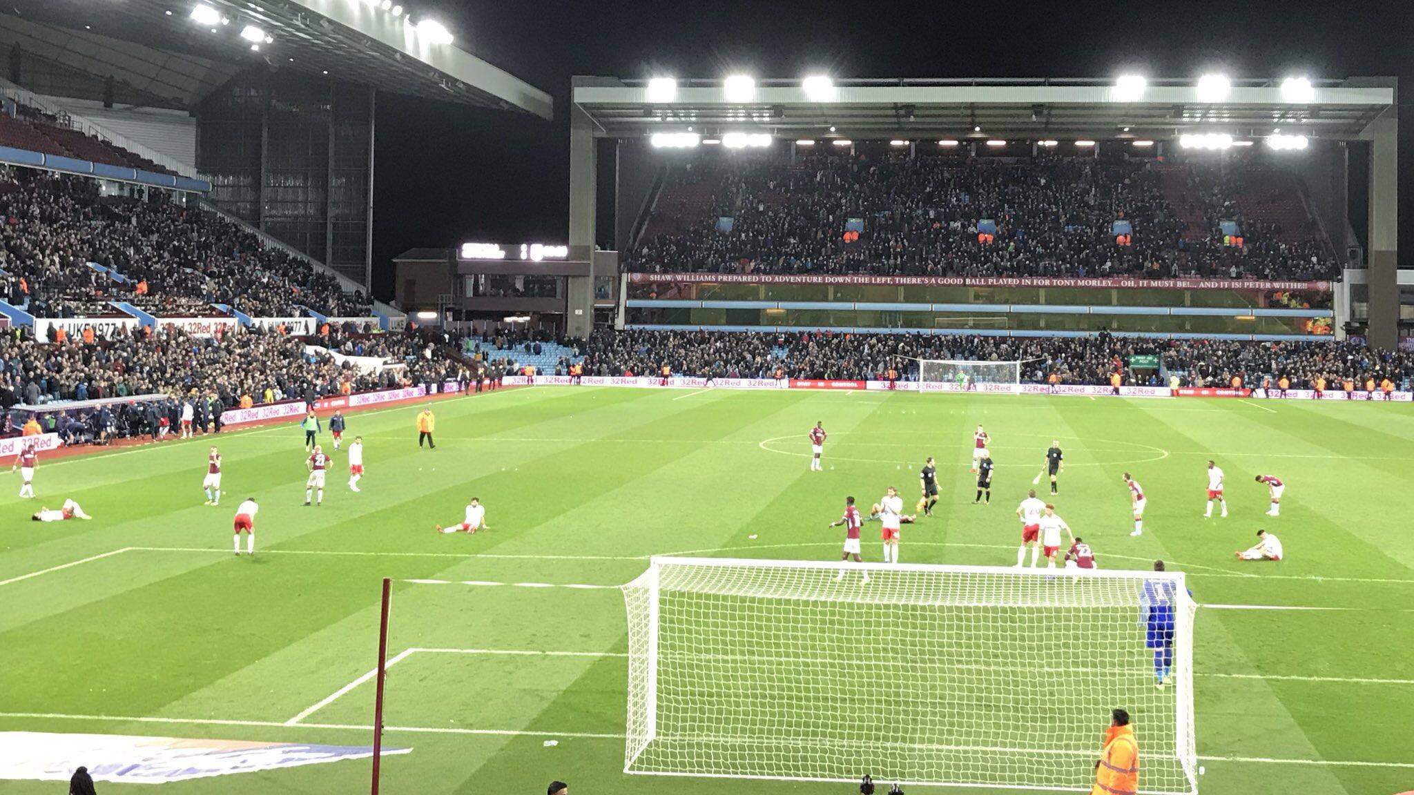 Aston Villa 5-5 Nottingham Forest