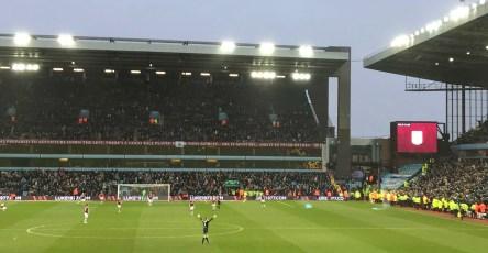 Aston Villa 2-3 Leeds United Villa Park
