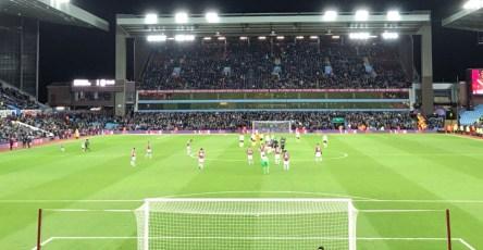 Aston Villa 3-3 Sheffield Utd