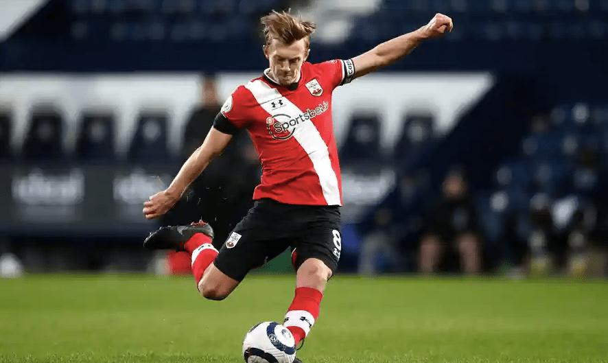 James Ward-Prowse Aston Villa Southampton
