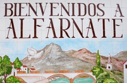 Spain Andalucia travel holiday Malaga Alfarnate Axarquia