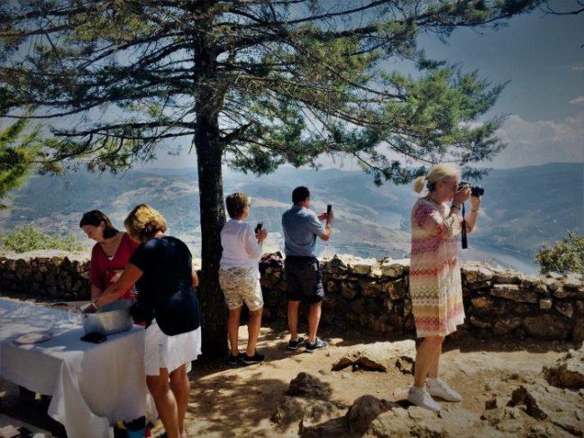 Unnadigresan grupp 1 utsikt och kameror