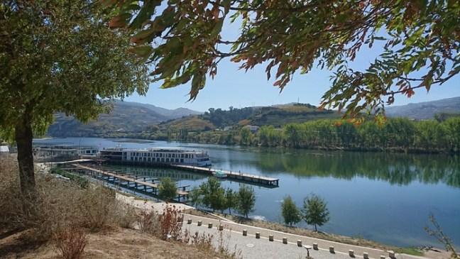 En stilla tur på Douro