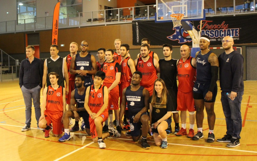 Basket : un stage de perfectionnement 100% US !