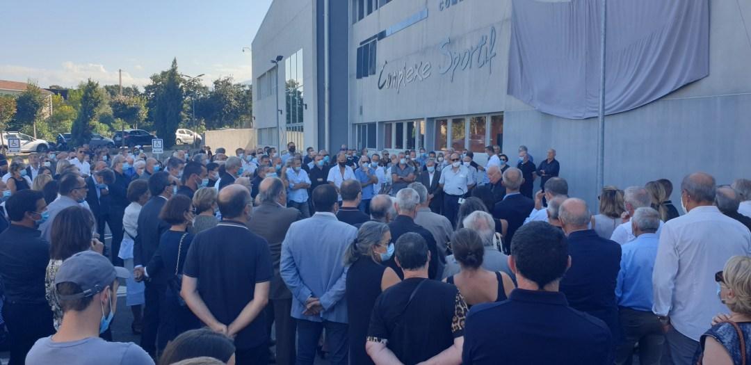 Le Complexe Sportif baptisé « Paul Natali » - 05/09/2020