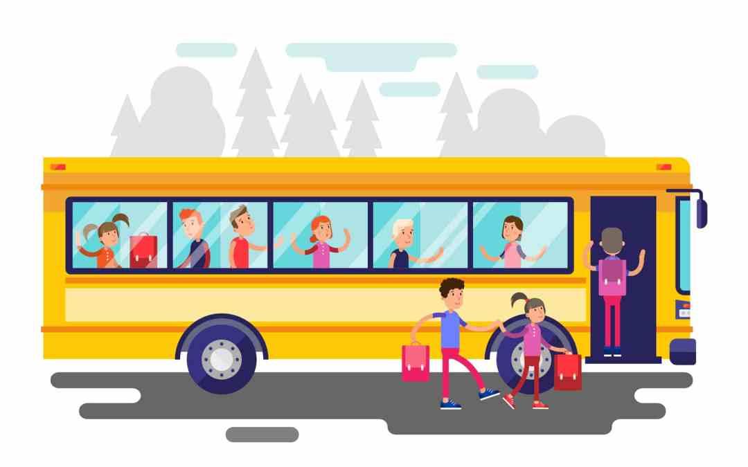 Avis d'attribution : Marchés Transports scolaires & périscolaires