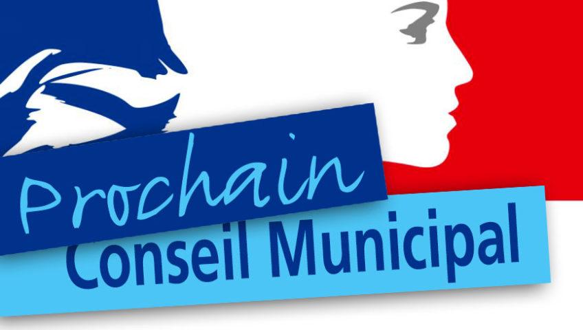 Conseil municipal : 15 avril 2021 à 18h