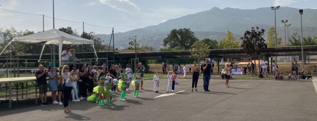 Organisée par la municipalité de Borgo, l'édition 2021 de la Fête du Sport qui s'est déroulée ce 26 septembre a été particulièrement réussie. Un public nombreux était présent pour découvrir les animations et les stages d'initiation proposés par les clubs et les associations sportives de la commune au sein du complexe sportif Paul Natali.