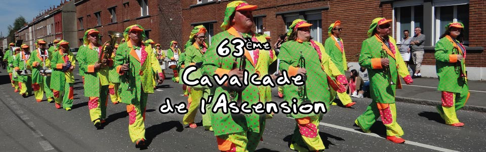 63ème Cavalcade de l'Ascension