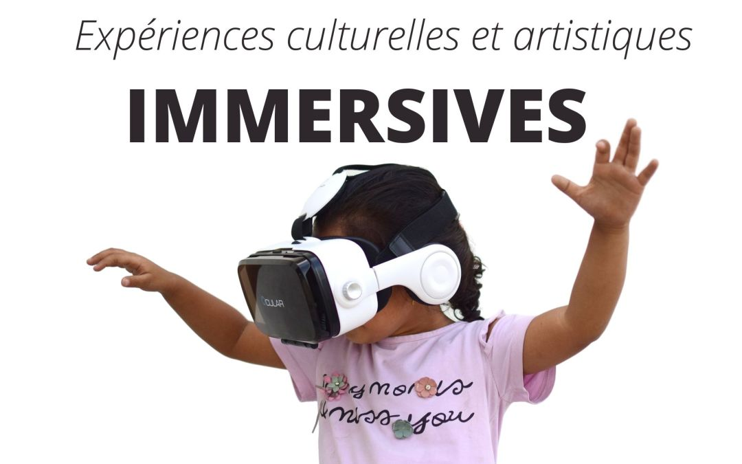 Les Micro-folies : la culture mobile, accessible et interactive