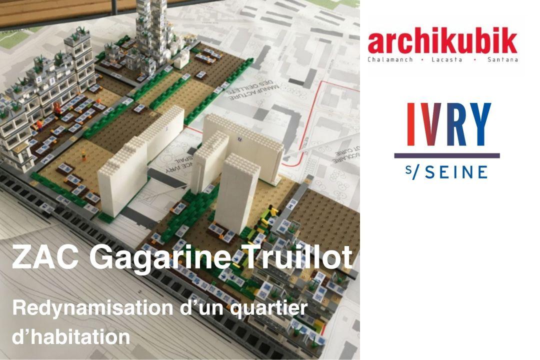 Ivry-Sur-Seine – Zac Gagarine Truillot
