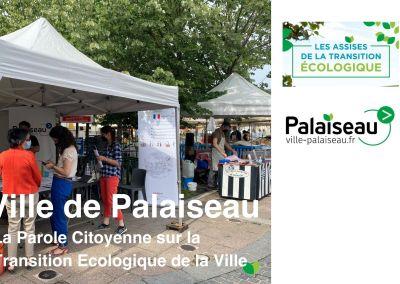 Ville de Palaiseau – La Parole Citoyenne
