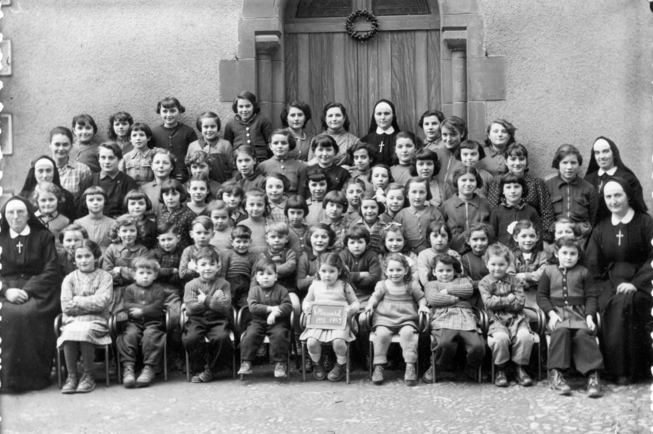1954-1955 Villecomtal