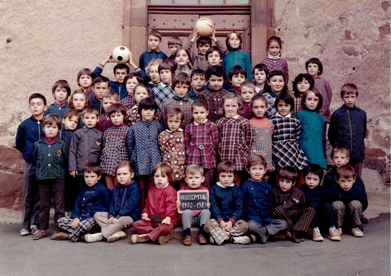 1972-1973 Villecomtal