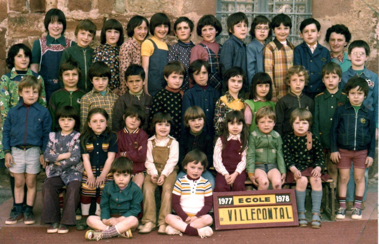1977-1978 Villecomtal
