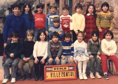 1986-1987 Villecomtal