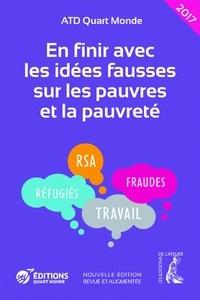 En finir avec les idées fausses sur les pauvres (Dos carré collé) - Jean-Christophe Sarrot, Marie-France Zimmer, Claire Hédon