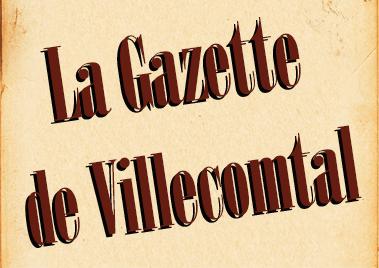 Tous les numléros de la Gazette de Villecomtal