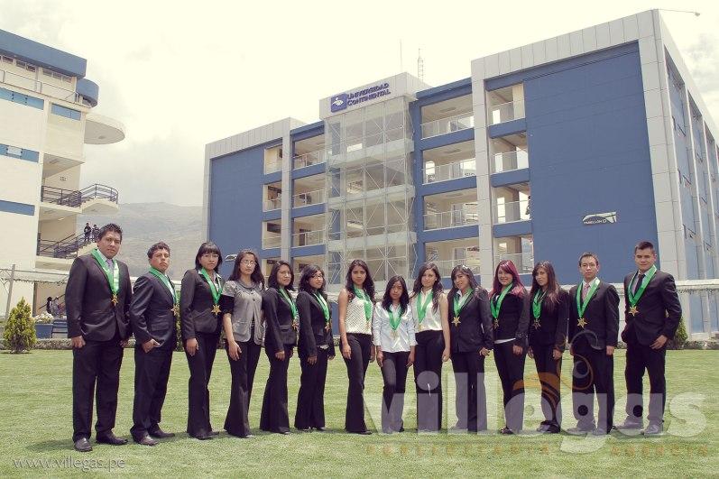 Fotografia graduación derecho