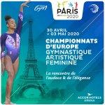 FFGYM championnats d'Europe