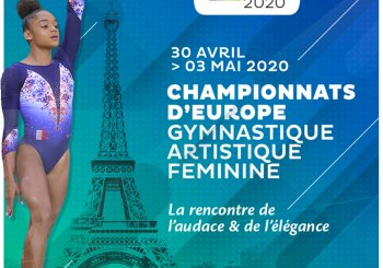 CHAMPIONNATS D'EUROPE GAF 2020