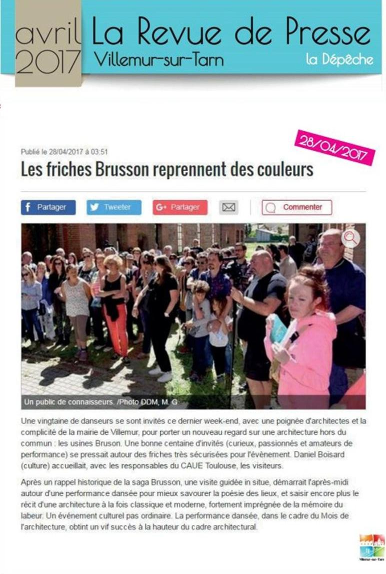 friches brusson