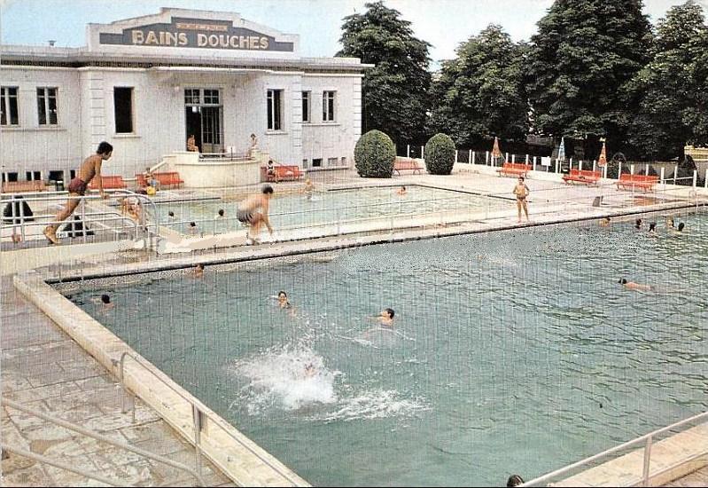 La nouvelle vie des bains douches les amis du villemur historique - Sportifs dans les douches ...