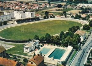 piscine bains douches et stade vélodrome