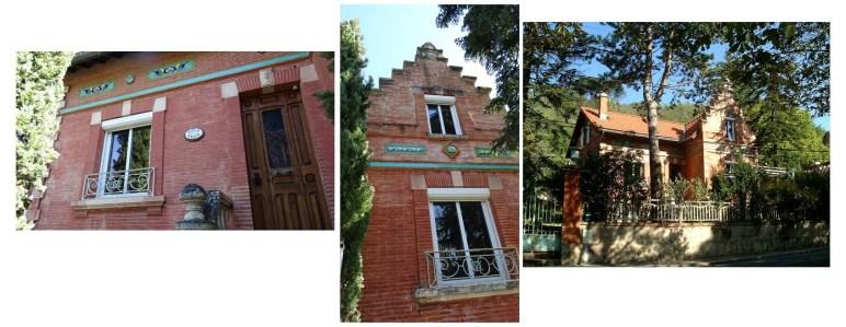 la villa de la tour